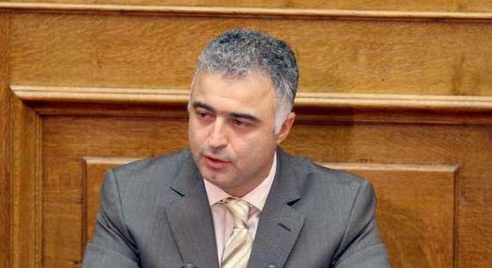 Ίσα μέτρα και  σταθμά για την Ημαθία ζήτησε ο Λάζαρος Τσαβδαρίδης