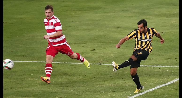Αποτέλεσμα εικόνας για ΑΕΚ - Πλατανιάς Ποδόσφαιρο