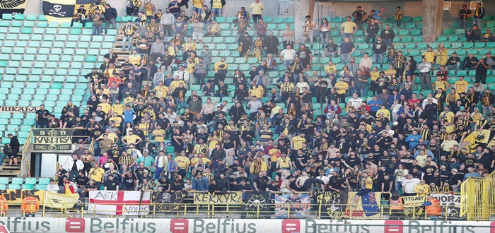 Tα… έπαιξαν με την ΑΕΚ οι Βέλγοι!