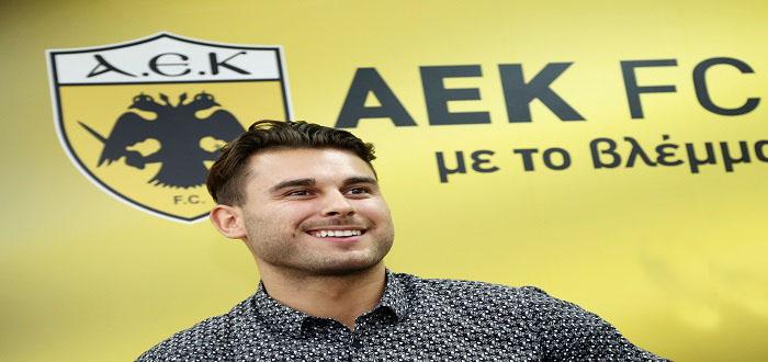Σουηδική τηλεόραση στο AEK-LIVE: «Μα γιατί δεν παίζει ο Αϊντάρεβιτς;»