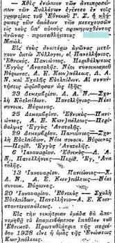 """Εφημερίδα """"Εμπρός"""", 19/12/1928"""