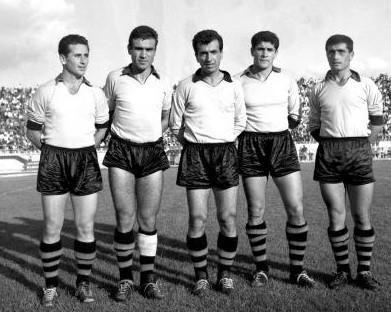 15 Οκτωβρίου 1961 Σταματιάδης, Πετρίδης, Νεστορίδης, Ιμπραήμ, Παπαϊωάννου