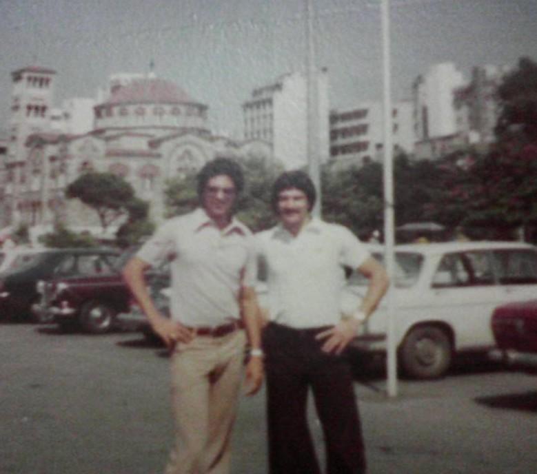 1974 στον Πειραιά